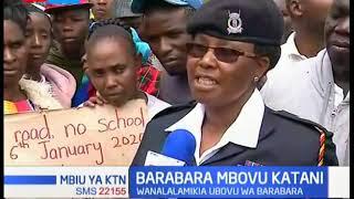 Wenyeji wa Katani walalamika kuhusu ubovu wa barabara |KTN MBIU