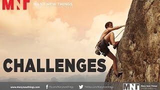 Challenges - Motivational Video