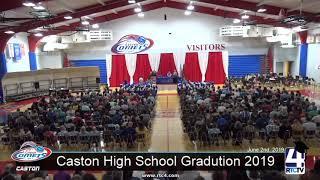 Caston High School Graduation