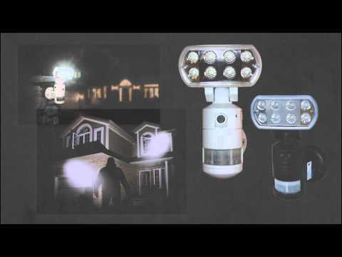 Versonel Nightwatcher Pro Robotic Security Lighting