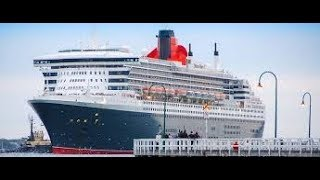 Суперсооружения  Queen Mary 2   HD National Geographic