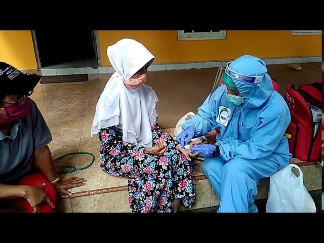 Home Visit di masa Pandemi
