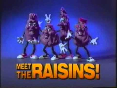 I Heard It Through the Grapevine (1986) (Song) by The California Raisins