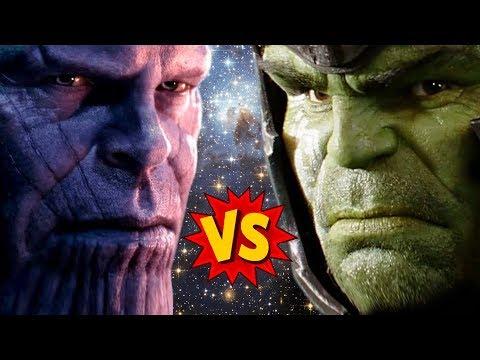 Thanos Nasil Dövülür? ( Zayif Noktalari ) Avengers Infinity War