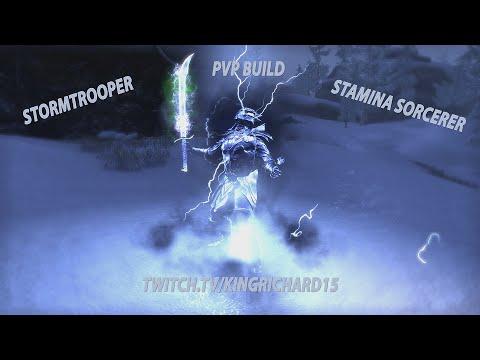 Stamina Sorc Build - Assistance, please! — Elder Scrolls Online