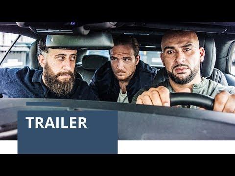 Video trailer för 4 BLOCKS (Trailer)
