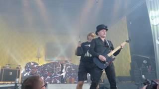 D-A-D - Bad Craziness -  Grøn Koncert Valby 31.07.2016