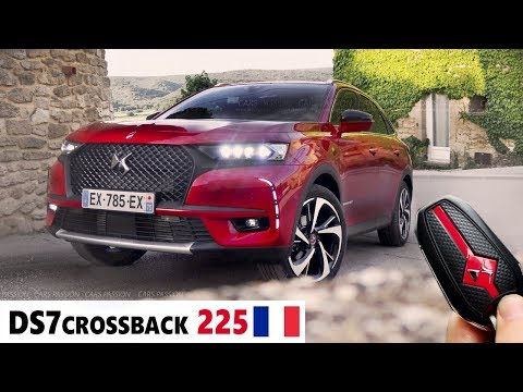 DS7 CROSSBACK 225 THP 2018, LE PLUS PERFORMANT ?