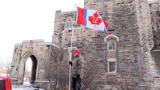 Funeral of former Montreal Canadiens player Dickie Moore