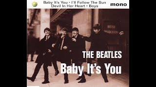 Baby it's you The Beatles(covered) 和訳してみた