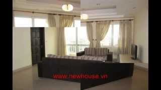preview picture of video 'Bright apartment for rent in G Tower, Ciputra Hanoi, 150m2'
