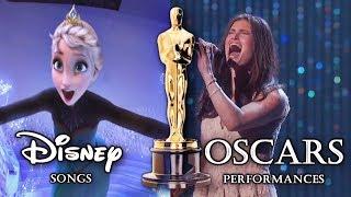 Disney/PIXAR songs - Oscars Performances