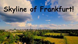 #Frankfurt #Skyline #Epic #FPV Flight фото