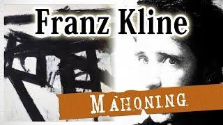 Franz Kline - Mahoning