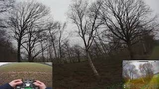 """FPV Freestyle Practice - Showing Moving Fingers - 5"""""""