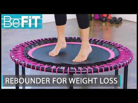 Rebounder for Weight Loss Workout: BeFiT Trainer Open House- Lauren Roxburgh