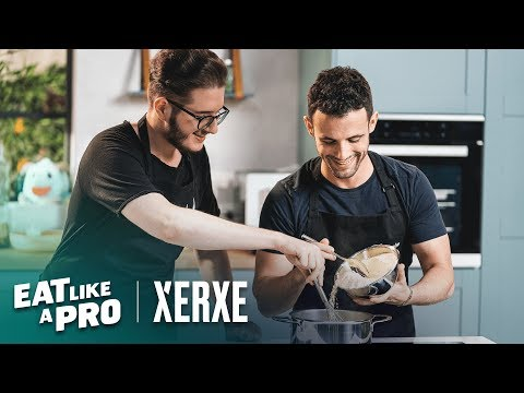 EAT LIKE A PRO with Xerxe