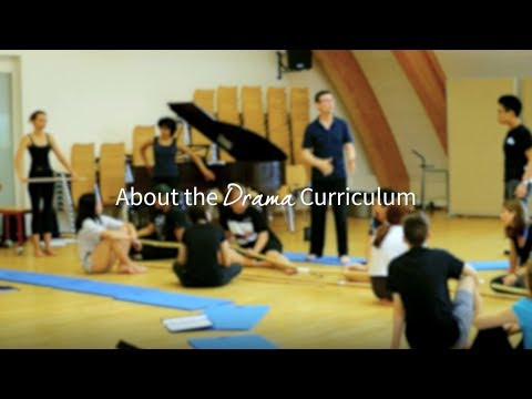 The Juilliard - Nord Anglia Performing Arts Drama Curriculum