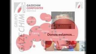 Presentación Gazechim Composites Ibérica
