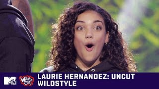 USA Olympian Laurie Hernandez Was in Good Company | Wildstyle: Unseen & Uncensored | Wild 'N Out