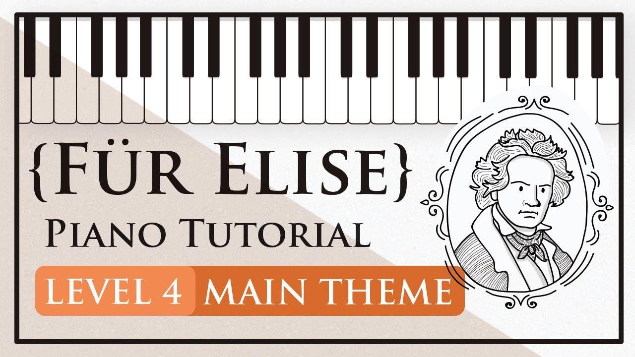 Für Elise – Level 3