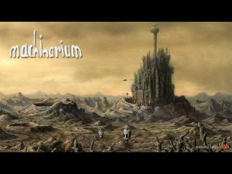 The Spacious Beauty Of The Machinarium Soundtrack