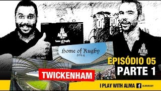 preview picture of video 'HOME of RUGBY - Twickenham EP05 Part01'