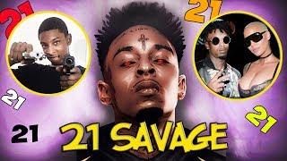 КТО ТАКОЙ 21 SAVAGE? / РОНЯЕТ ЗАПАД ПРЯМО СЕЙЧАС! / ЗНАЧЕНИЕ ТАТУ