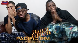 Pacific Rim Uprising IMAX Trailer Reaction