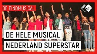 ⭐ DE HELE MUSICAL: NEDERLAND SUPERSTAR ⭐   De Eindmusical S1