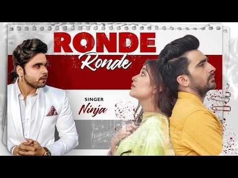Ronde Ronde : NINJA (Full Song) Jagjeet Sandhu | Karamjit Anmol | Movie Rel 11Oct