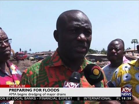 Preparing for Floods - The Pulse on JoyNews (12-4-18)