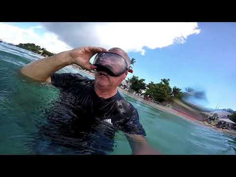 Reber Adventures – Review of AAK 180 Diver's Mask – St Thomas 9-2018