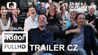Zkáza Dejvického divadla (2019) CZ HD trailer