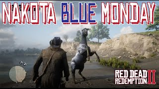 How To Find The Blue Roan Nokota For Arthur Near Bards Crossing In Red Dead Redemption 2