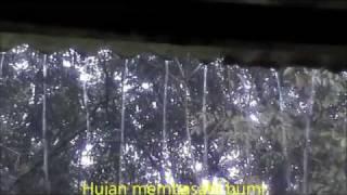 Hujan Semalam Ahmad Jais Dengan Lirik HD