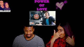 "Marcelito Pomoy sings ""Power of Love"" (Celine Dion) LIVE on Wish 107.5 Bus REACTION"