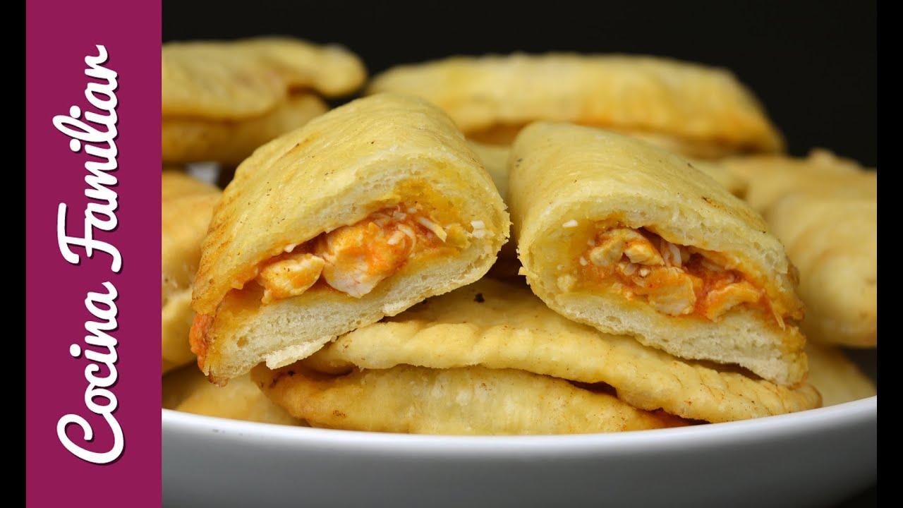 Empanadillas de pollo con masa casera | Javier Romero Cap. 116 - Temporada 2