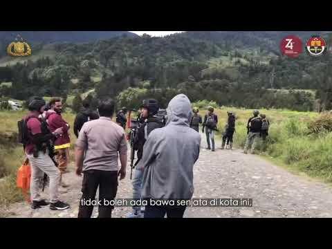 Pidato Willem Wandik, Bupati Pucak Papua di Peringatan HUT Kemerdekaan RI di Papua
