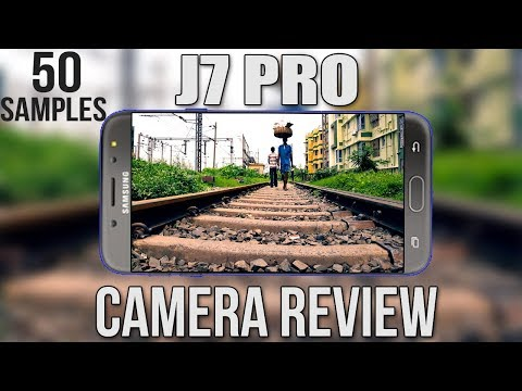 Galaxy J7 Pro Camera Review with sample Photos And Videos | Hindi |