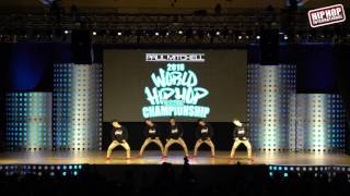 CBAction - Argentina (Adult Division) @ #HHI2016 World Semis!!