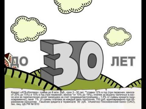 Ипотека от АТБ г.Амурск, пр.Победы, 6
