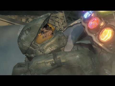Thanos vs Master Chief: Epic Death Battle