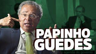 Expondo todas as mentiras de Paulo Guedes na CNN