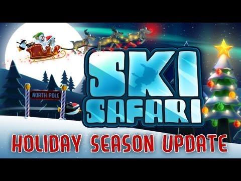 Video of Ski Safari