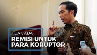 Presiden Jokowi Tegaskan Tak Ada Remisi Koruptor saat Corona