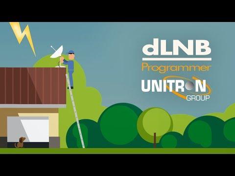 digital LNB + programmer - UnitronGroup - Johansson