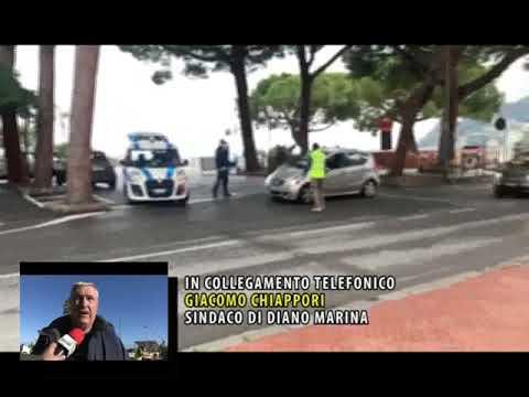 DIANO MARINA, IL SINDACO CHIAPPORI PREOCCUPATO PER CONSEGUENZE ECONOMICHE DELL'EMERGENZA