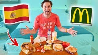 Dit Verkoopt de Nederlandse McDonalds allemaal NIET! 😢