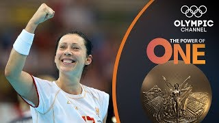 """How the """"Fighting Lionesses"""" won Montenegro's sole Olympic medal 